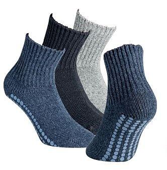 Ponožky s protikluzem