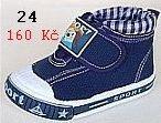 Platěná obuv